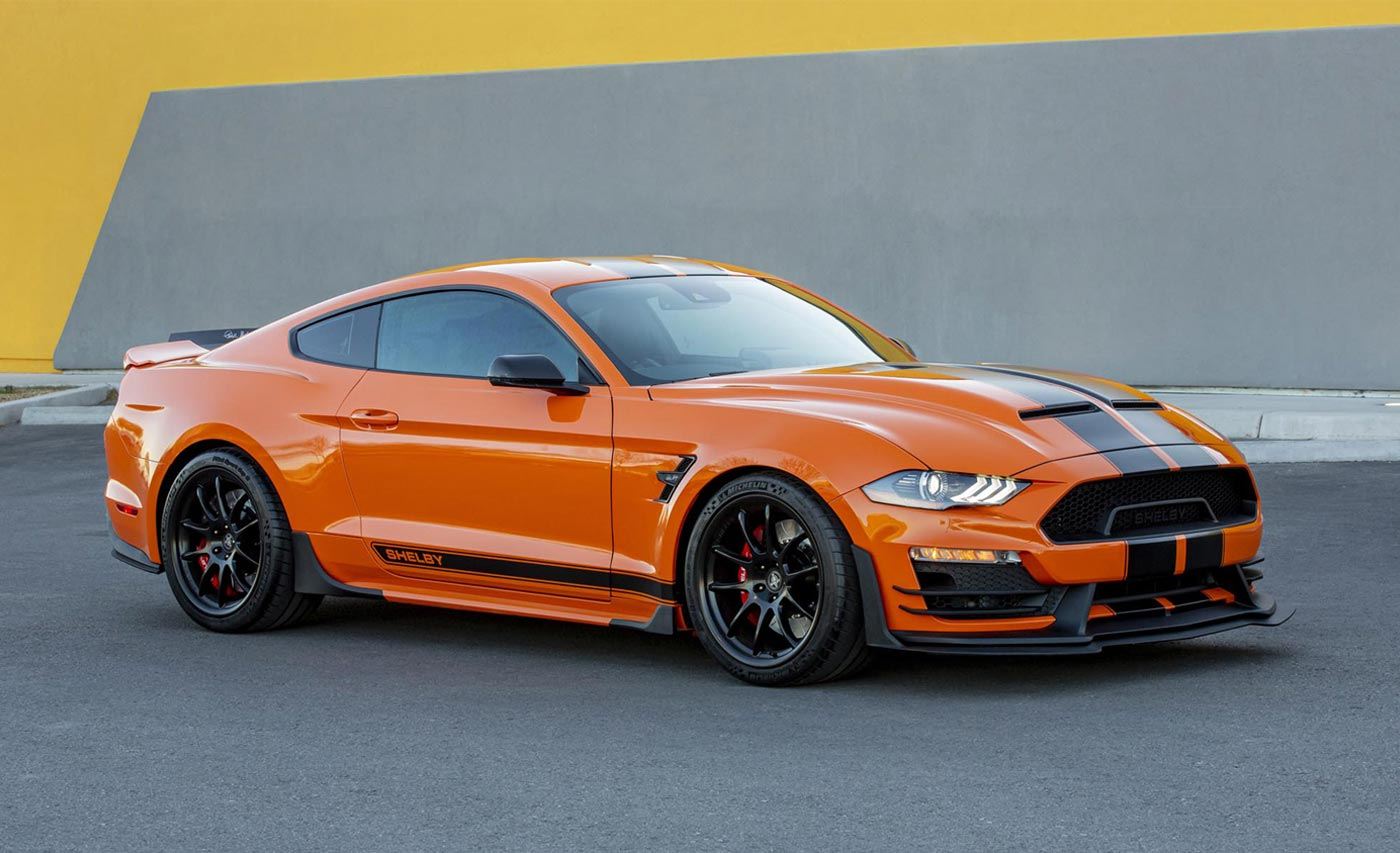 Shelby Mustang Special Edition