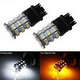 Mehrzweckleuchtmittel - Weiß/Gelb, 60 LEDs