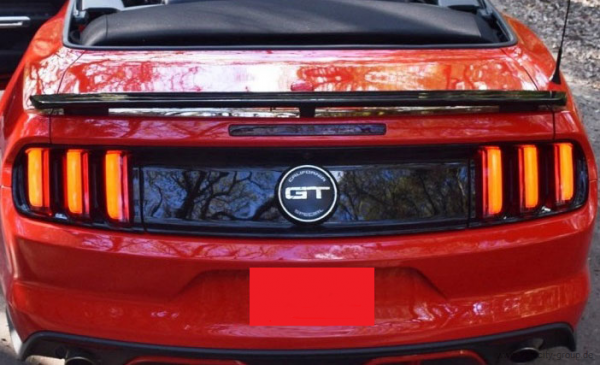 15-20 Ford Mustang Cabrio Spoiler - GT/California Special-Style
