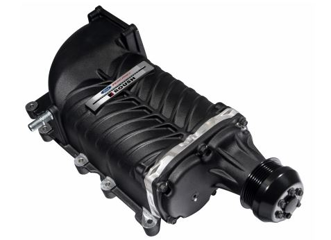 15-17 Ford Mustang (5.0) Kompressor Komplettset - ROUSH 670 PS