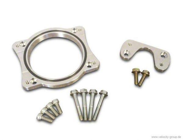 15-17 Ford Mustang (5.0) Adapter für Drosselklappengehäuse