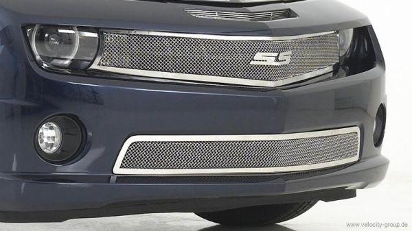10-13 Chevrolet Camaro SS Gittereinlage für Motorhaube