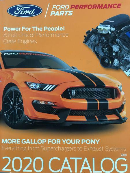 Katalog - Ford Racing 2020