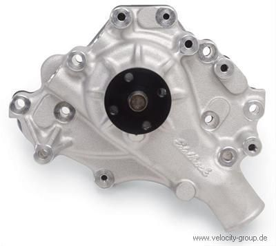 69-91 Ford/Lincoln/Mercury Kühlmittelpumpe Edelbrock Aluminium