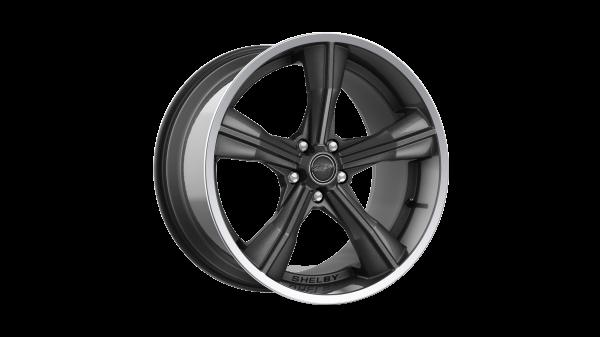 05-20 Ford Mustang Felge - Shelby CS11 - Aluminium - 9,5x20 Zoll - Gunmetal