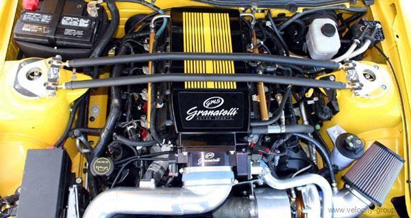 05-09 GT Granatelli Doppel Domstrebe - Rennversion
