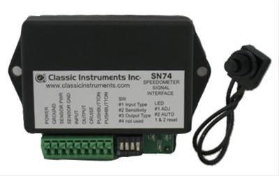 Classic Instruments Wandler für Tacho Signal