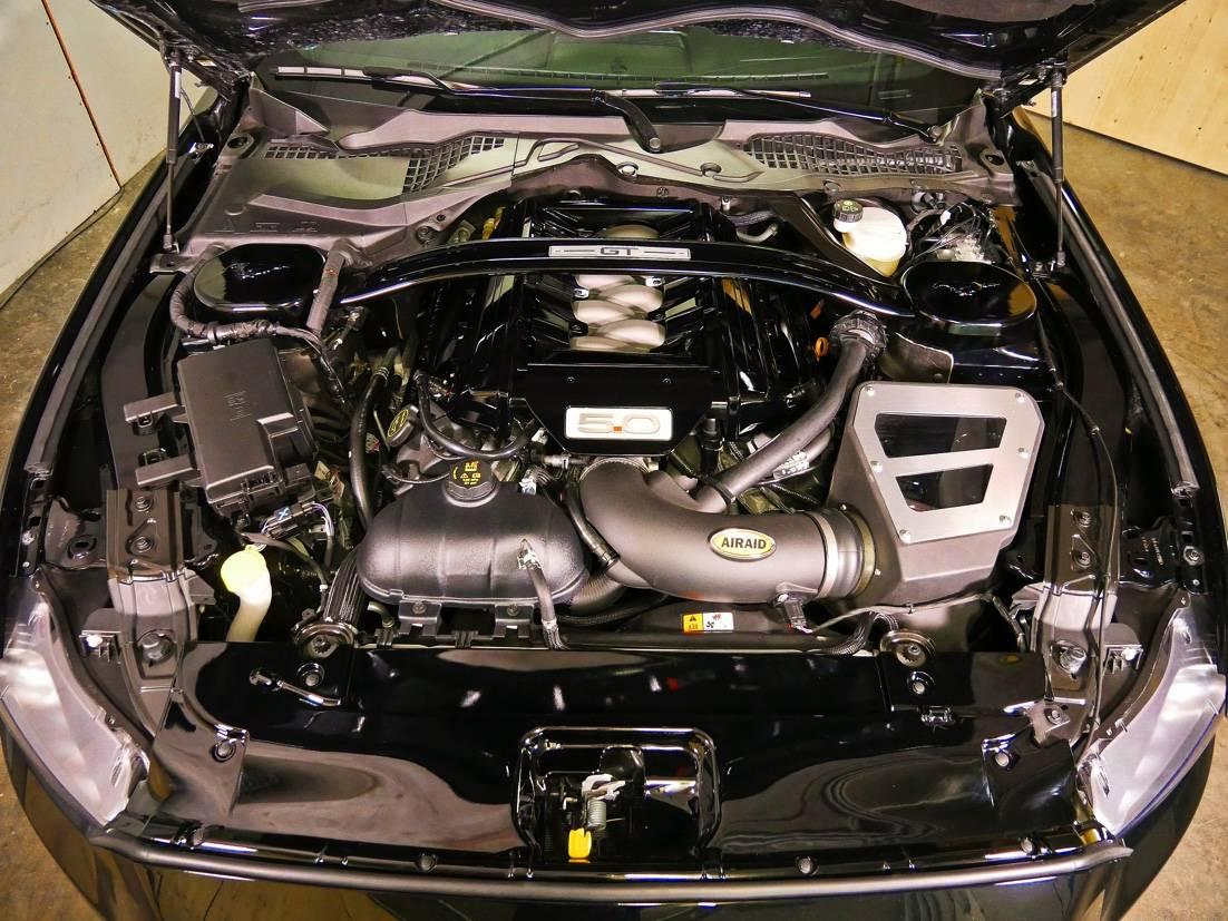 772a2fe3673c 2017 Ford Mustang Tuning Projekt BLACK 7   Blog   Velocity - US Car ...