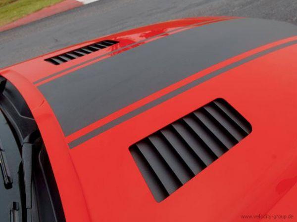 07-14 Lufteinlässe für Shelby SuperSnake Motorhaube