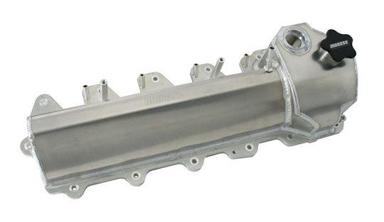 05-09 Moroso Ventildeckel - Aluminium