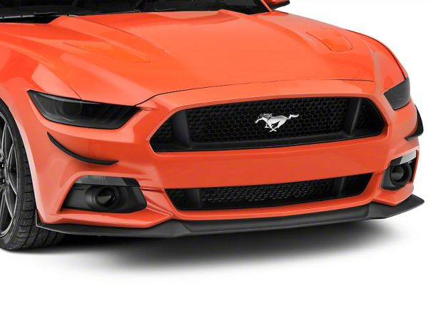 15-17 Ford Mustang Stoßstange - Front Ansätze - Race Flaps