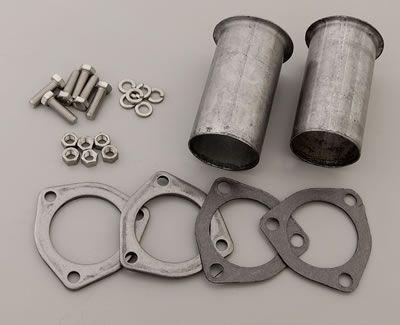 Reduzierstück Fächerkrümmer - 2 1/2 Zoll auf 2 1/2 Zoll - Stahl