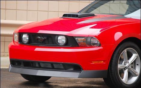 10-14 GT Spoilerlippe