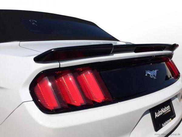 15-20 Ford Mustang Cabrio Spoiler - Roush Style - Fiberglas