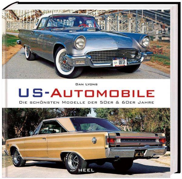 Buch für Fans - ''''US-Automobile - Die schönsten Modelle der 50er und 60er Jahre''''