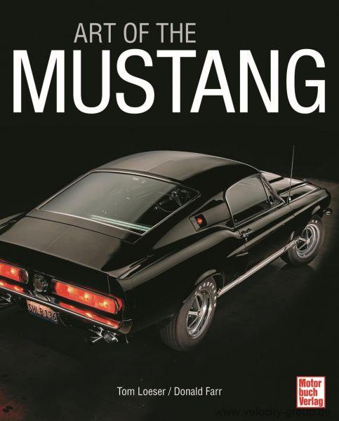 ''''Art of the Mustang'''' - Deutsch