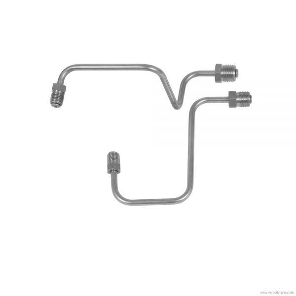 65-66 Umbaukit auf 2-Kreis Bremssystem Trommel - Stahl
