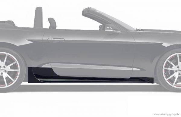 15-18 Ford Mustang Seitenschweller - CDC