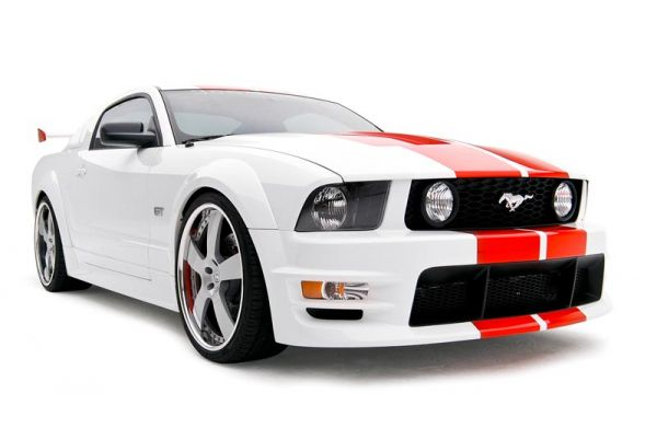 05-09 Ford Mustang Bodykit