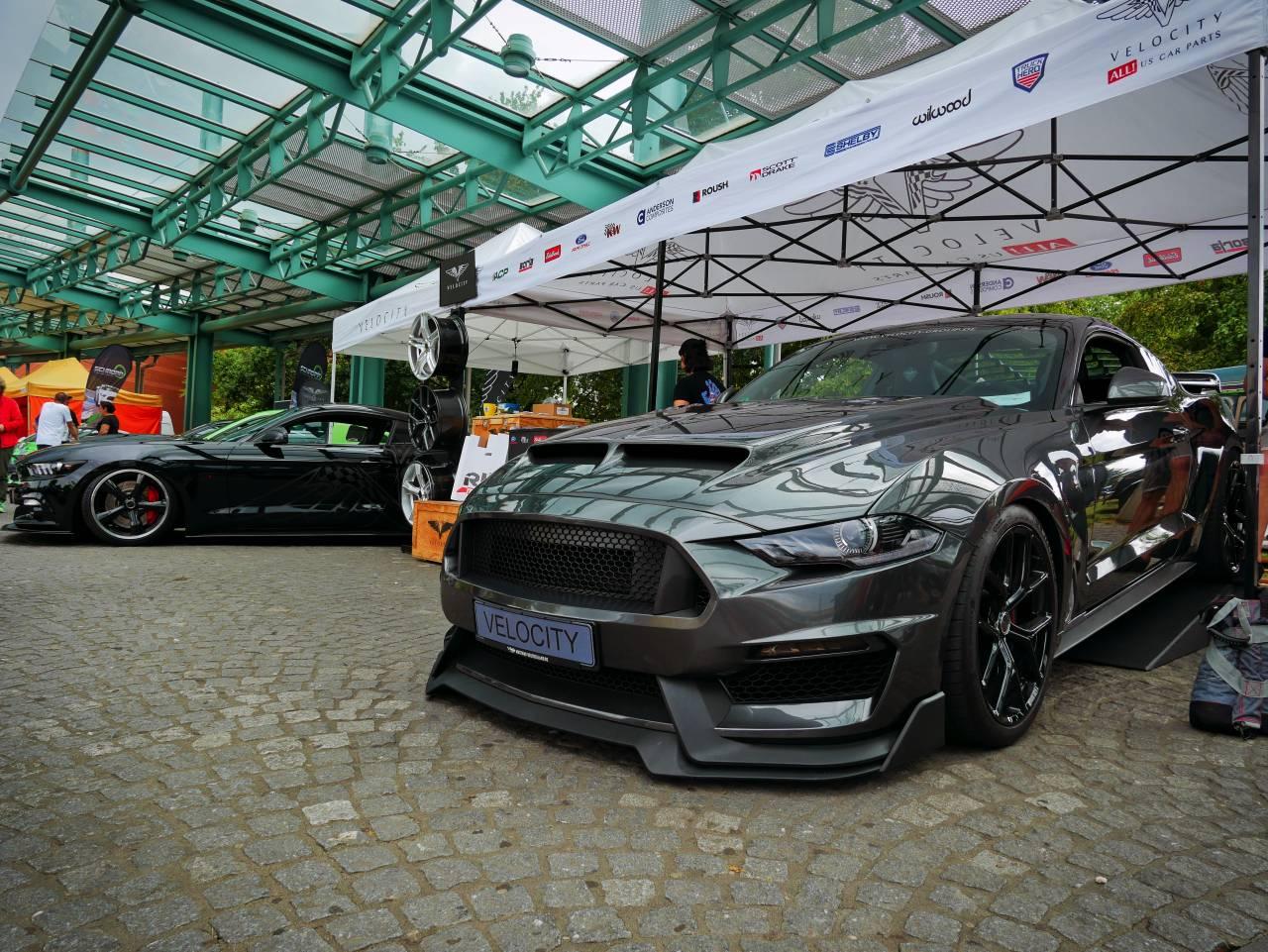 US-Car Treffen Oberhausen