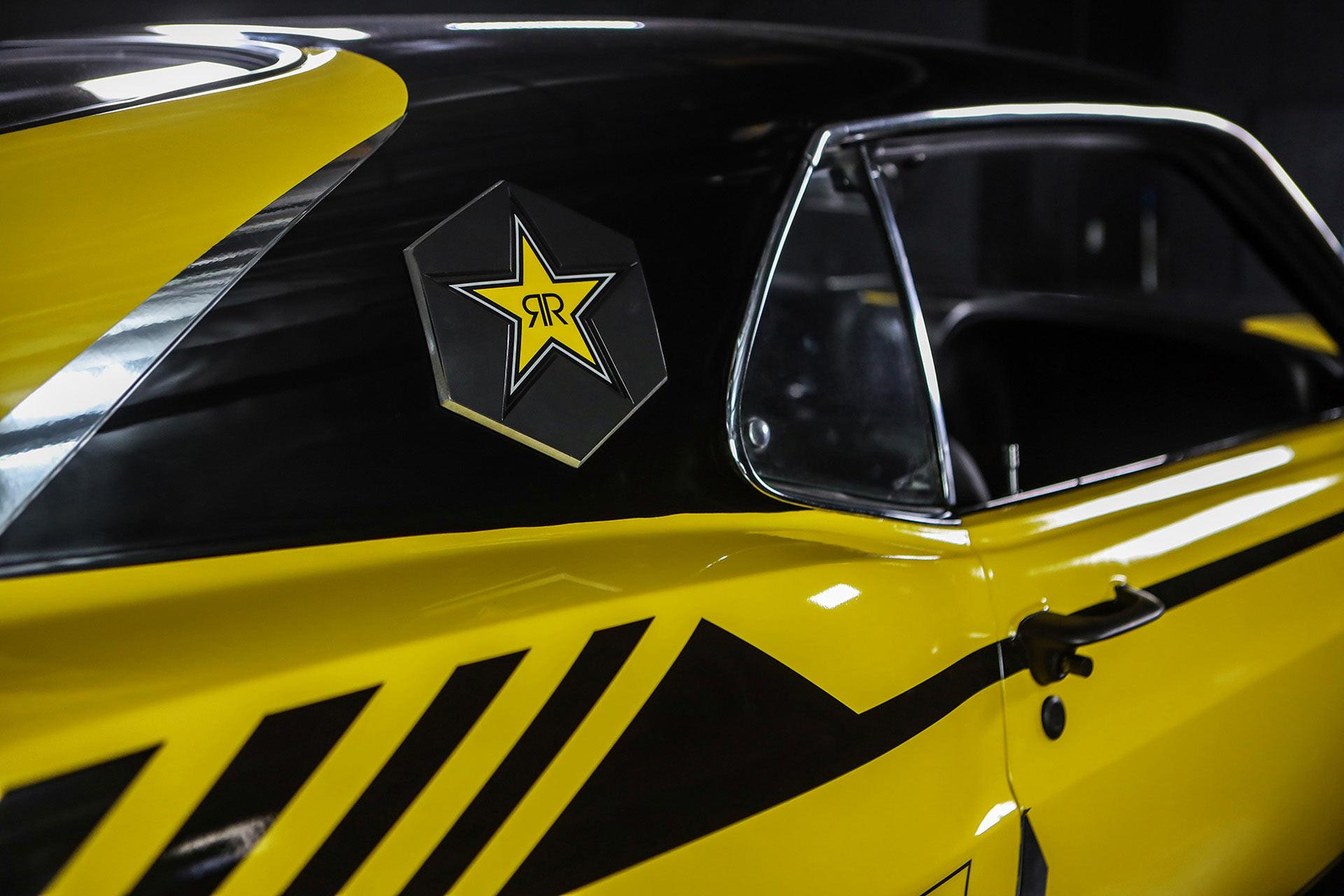 Cyberpunkt 2077 Mustang