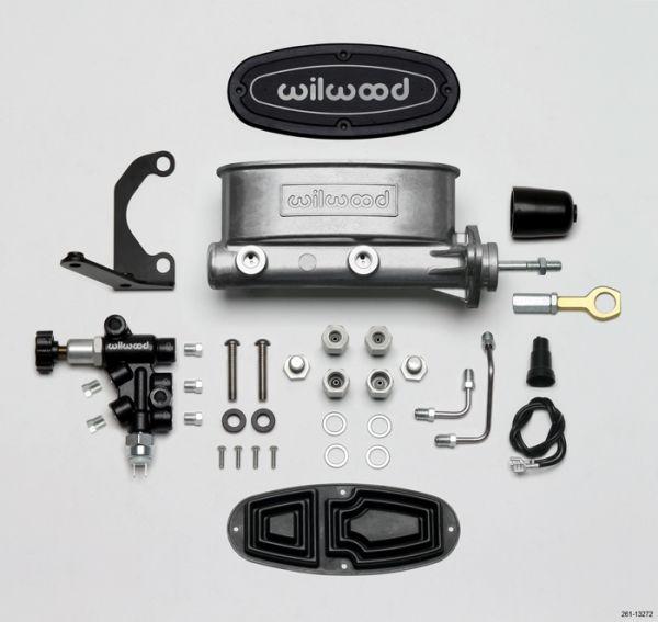 65-67 Wilwood Hauptbremszylinder Scheibenbremse ohne Bremskraftverstärker