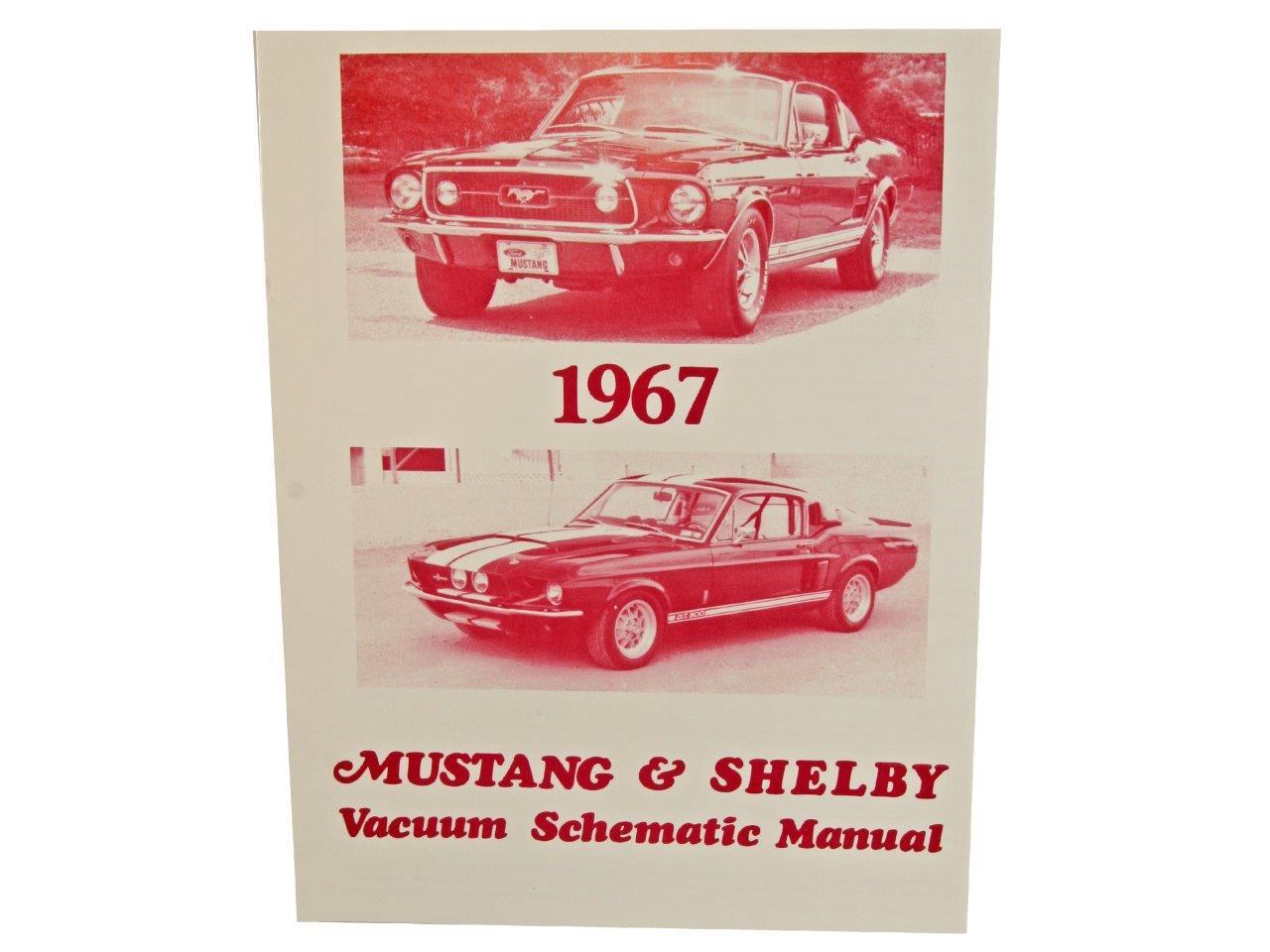 1967 ford mustang technisches handbuch unterdrucksystem mp 150. Black Bedroom Furniture Sets. Home Design Ideas