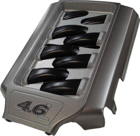 05-10 4,6 GT Abdeckung für Motor