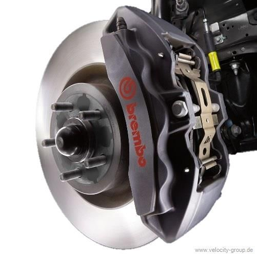 15-19 Ford Mustang (2.3-5.2)  Ford Racing 15 Zoll Brembo Bremsanlage vorne