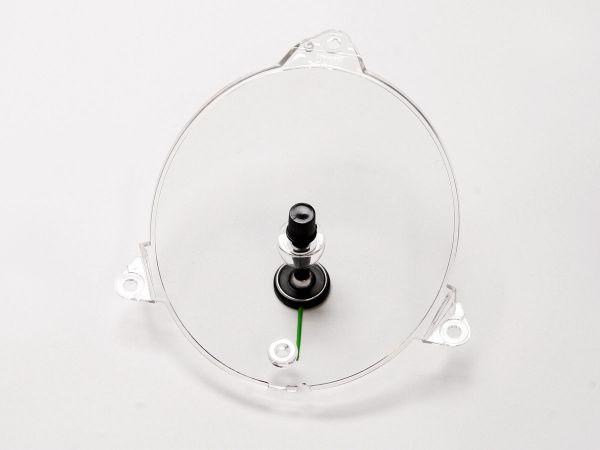 69-70 Glas für Uhr bei Deluxe Ausstattung