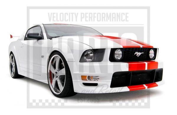 05-09 3DCarbon Boy Racer Bodykit - 13 Teilig mit Heckspoilerlippe