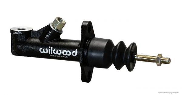 Geberzylinder Kupplung - Wilwood 3/4 Zoll Kolben