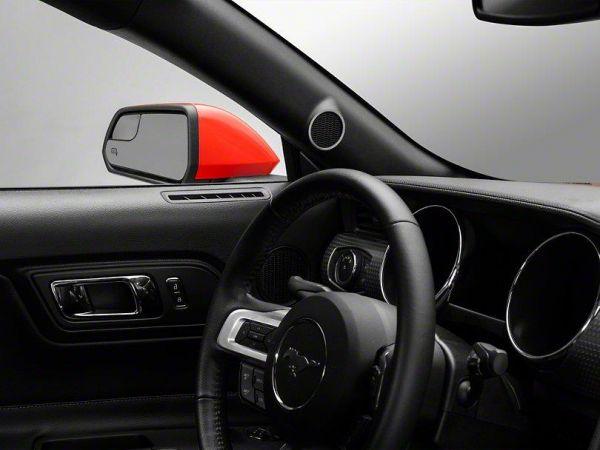 15-20 Ford Mustang Rahmen für Lautsprecher - Hochtöner A-Säule