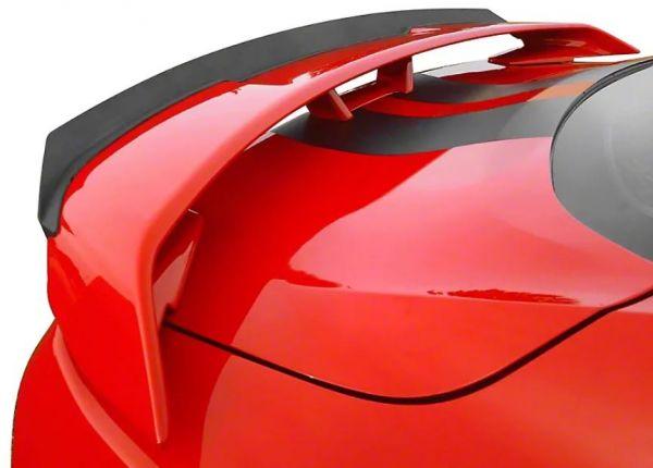 18-20 Ford Mustang (2.3/5.0)  Ansatz an Spoiler - RTR - Gurney Flap - mit Performance Pack Spoiler