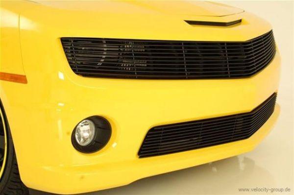 10-13 Chevrolet Camaro Kühlergrill Einlage - Vorne oben