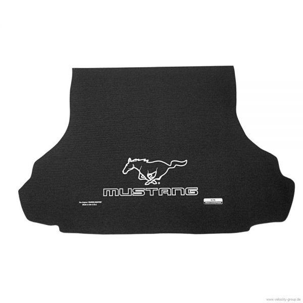 15-20 Ford Mustang  Kotflügel- & Kofferraummatte mit Running Pony Logo