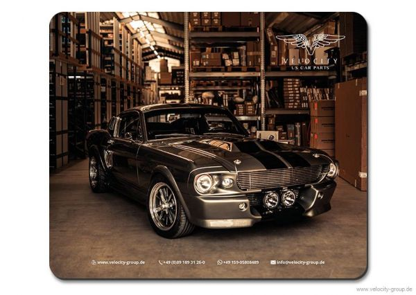 Mauspad - 1967 Ford Mustang Eleanor