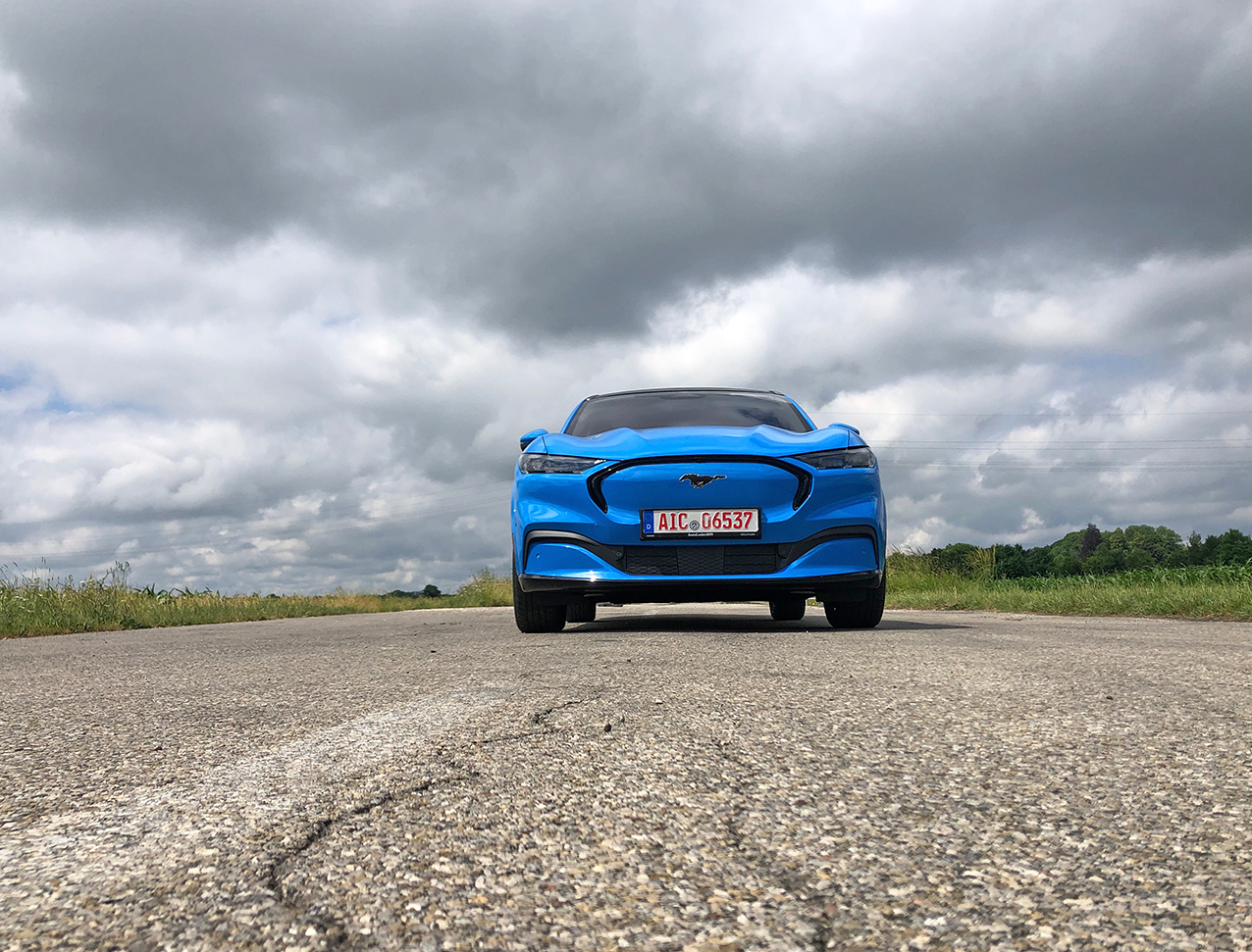 Ford Mustang Mach E Testdrive