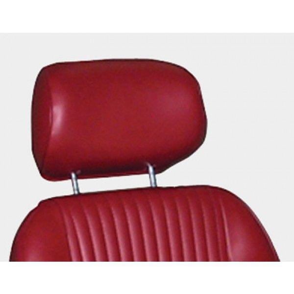 64-67 Kopfstütze für Einzelsitze Black