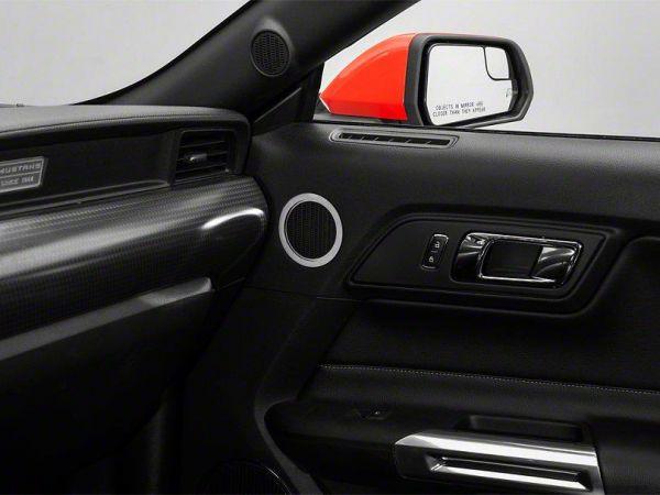 15-19 Ford Mustang GT Rahmen für Lautsprecher - Mitteltöner in Tür