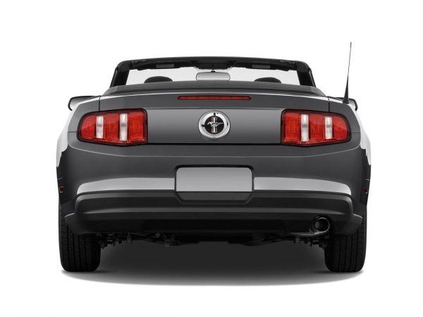 10-14 Mustang Heckemblem mit Pony (Orig. V6)