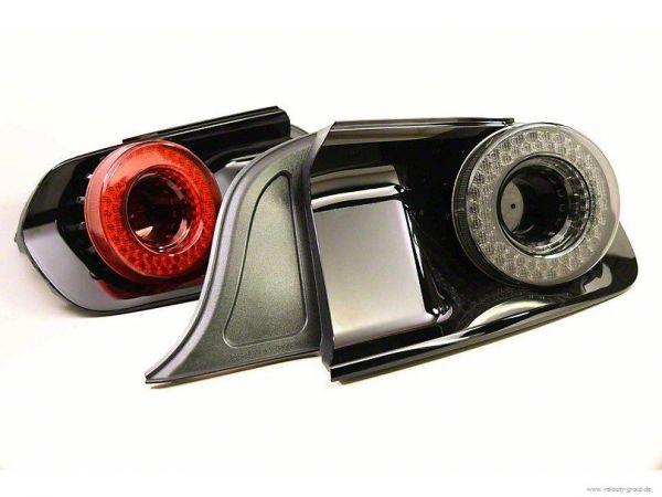 15-19 Ford Mustang Satz Rücklichter - Ford GT Optik - Rauchglas - sequentiell - EU Version