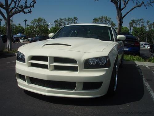 06-10 Dodge Charger Motorhaube