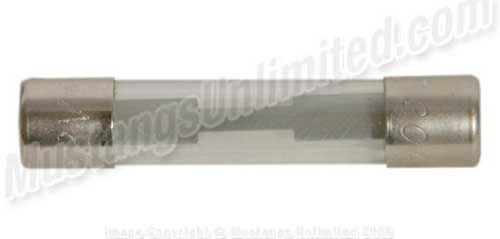 Sicherung - 5 A Glassicherung