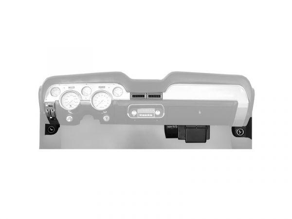 (289/302) A/C System Retrofit Kit - w/o OE AC - accessory equipment