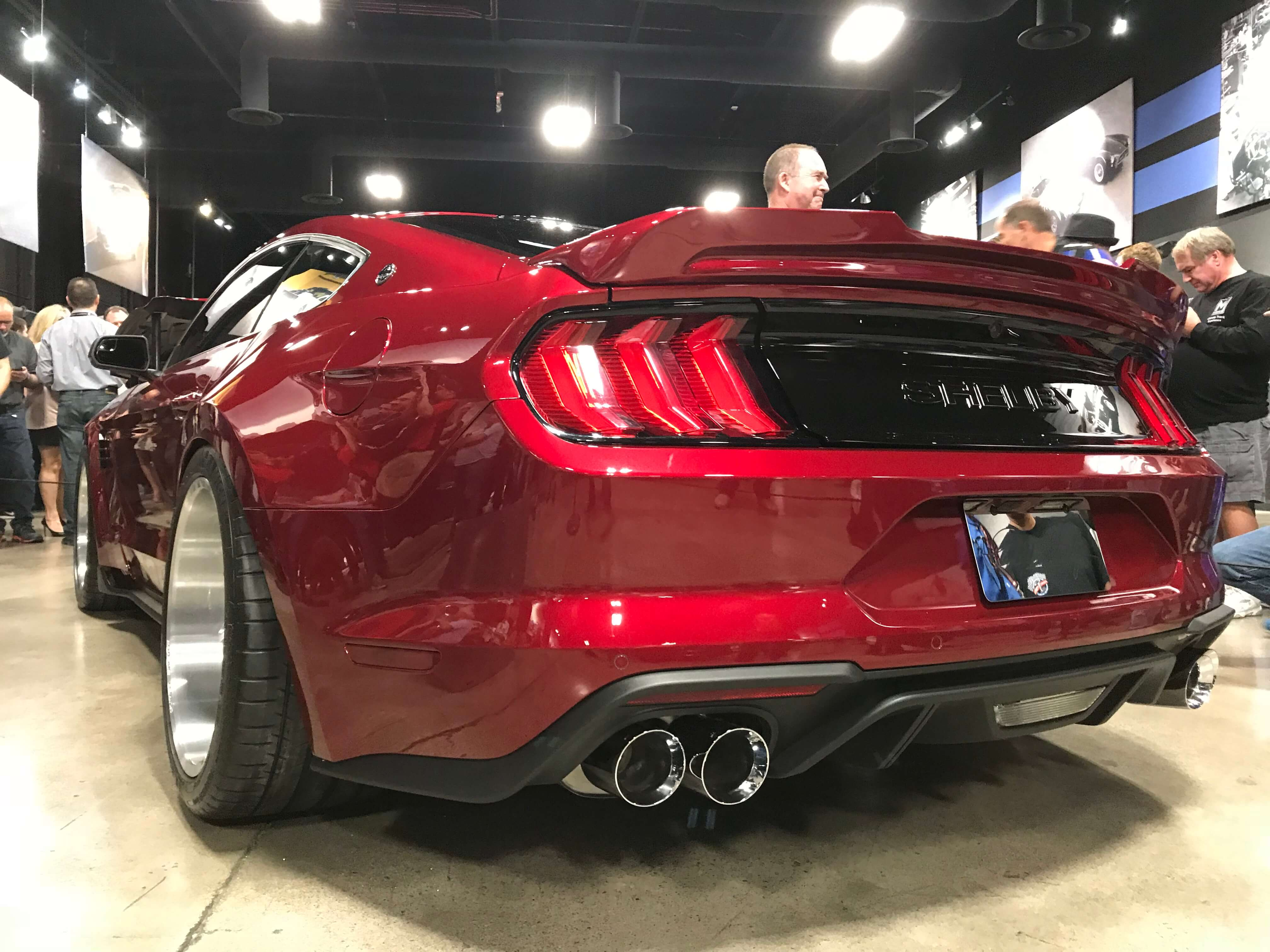 1 000 PS im Mustang S550 Der Shelby 1000 Blog
