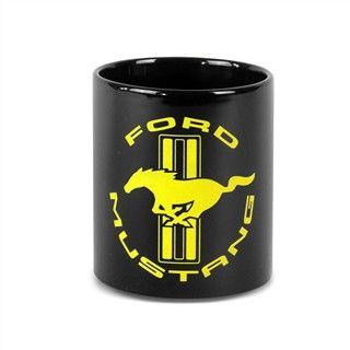 Ford Mustang Tasse Schwarz