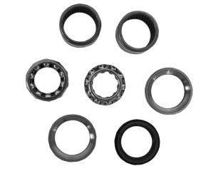 67-70 Überholsatz für Lenkgetriebe - 1 1/8 Zoll Schaft