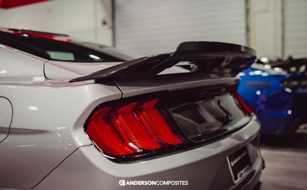 15-20 Ford Mustang Coupe - (5.2) Spoiler - Carbon