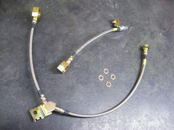 05-14 Ford Mustang (4.0-5.4) Bremsschlauch - Hinten